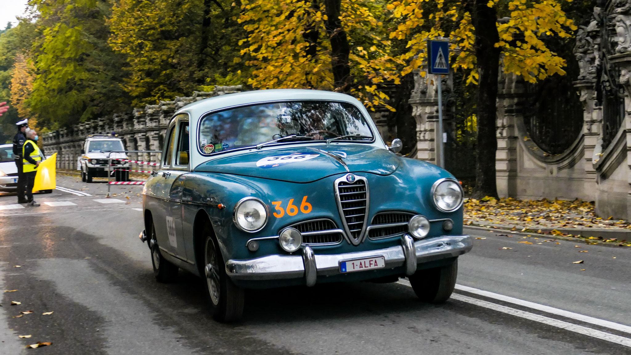 Alfa Romeo 1900 Super TI - 1-ALFA (BEL)