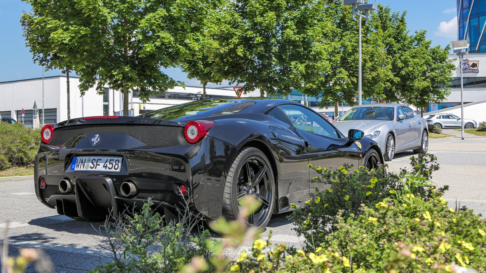 Ferrari 458 Speciale - WN-SF-458