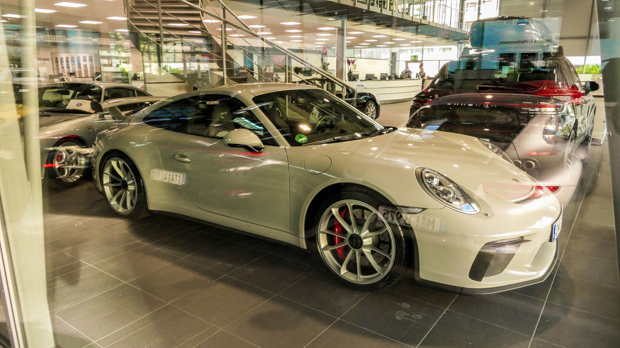 Porsche 991 GT3 - IN-GT-345