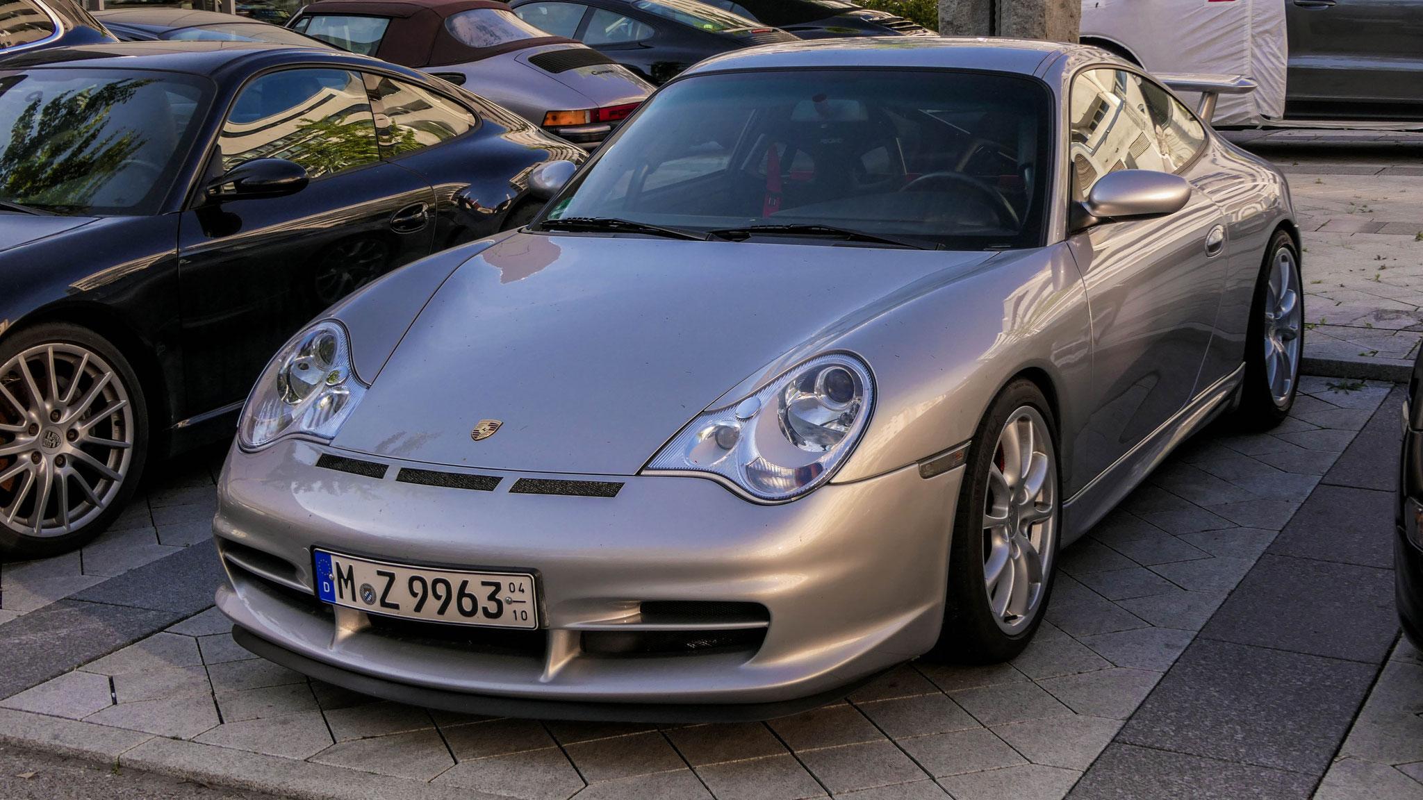 Porsche 911 996 GT3 RS - M-Z-9963