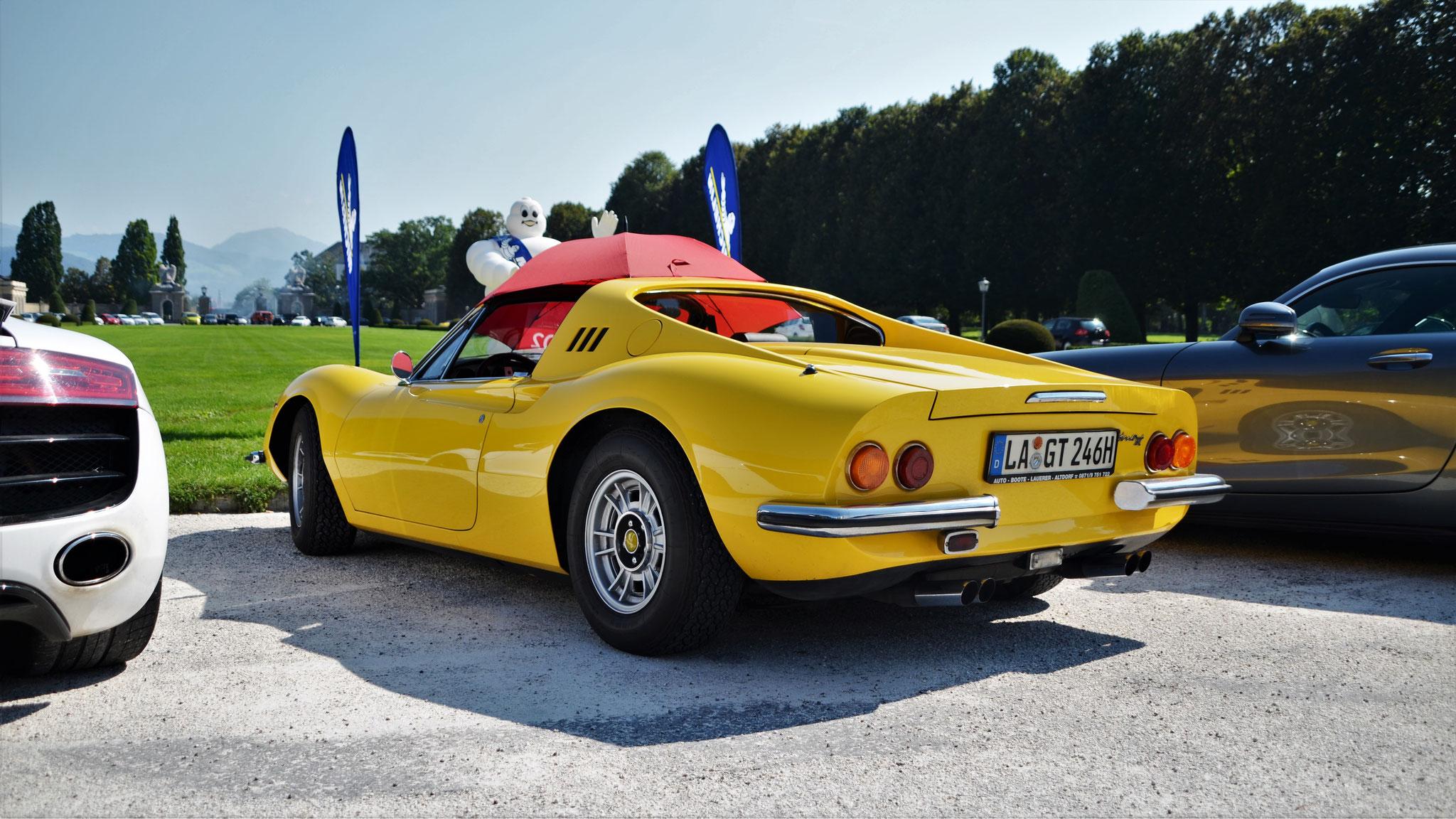 Ferrari Dino 246 - LA-GT-246H