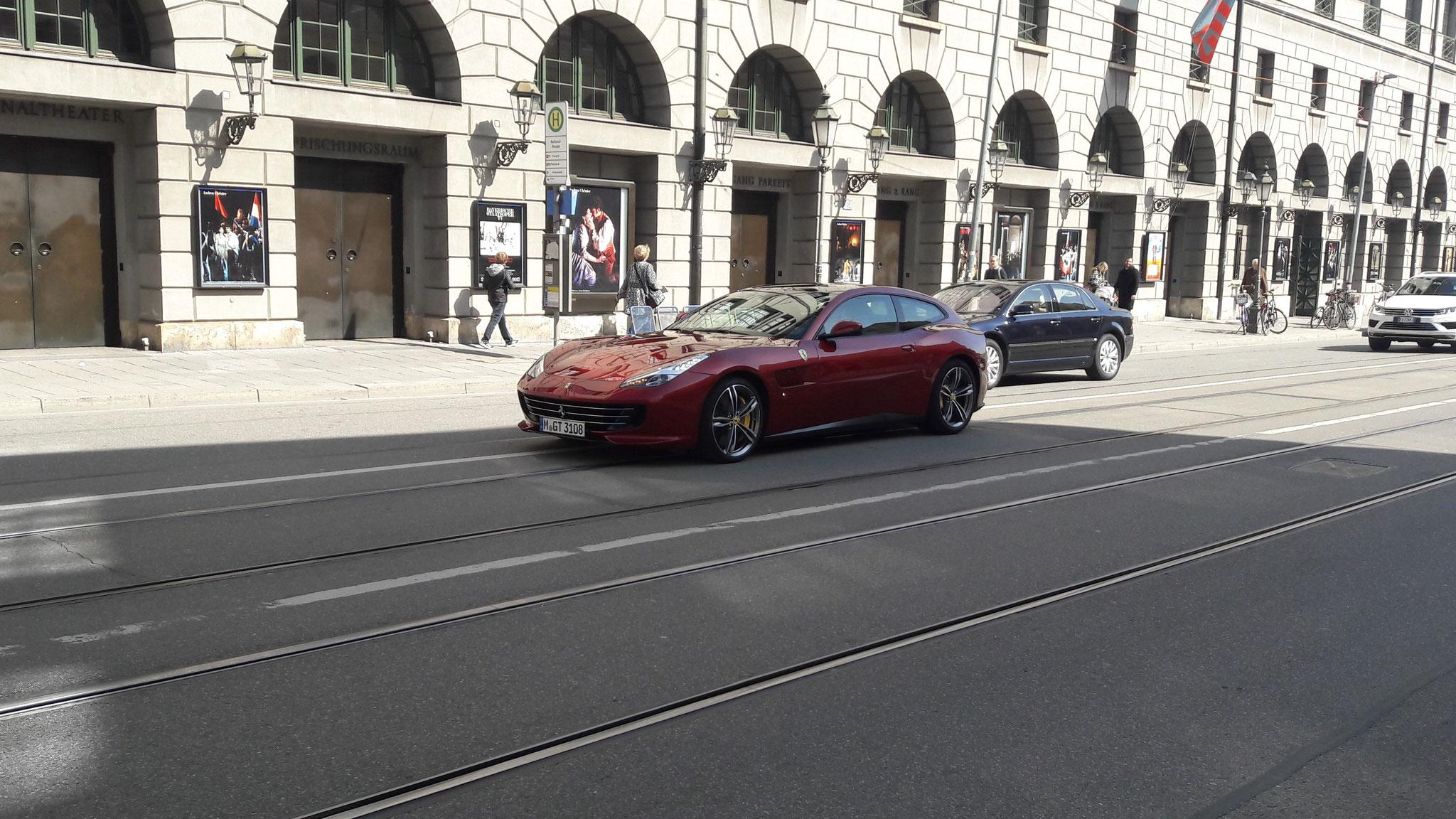 Ferrari GTC4 Lusso - M-GT-3108