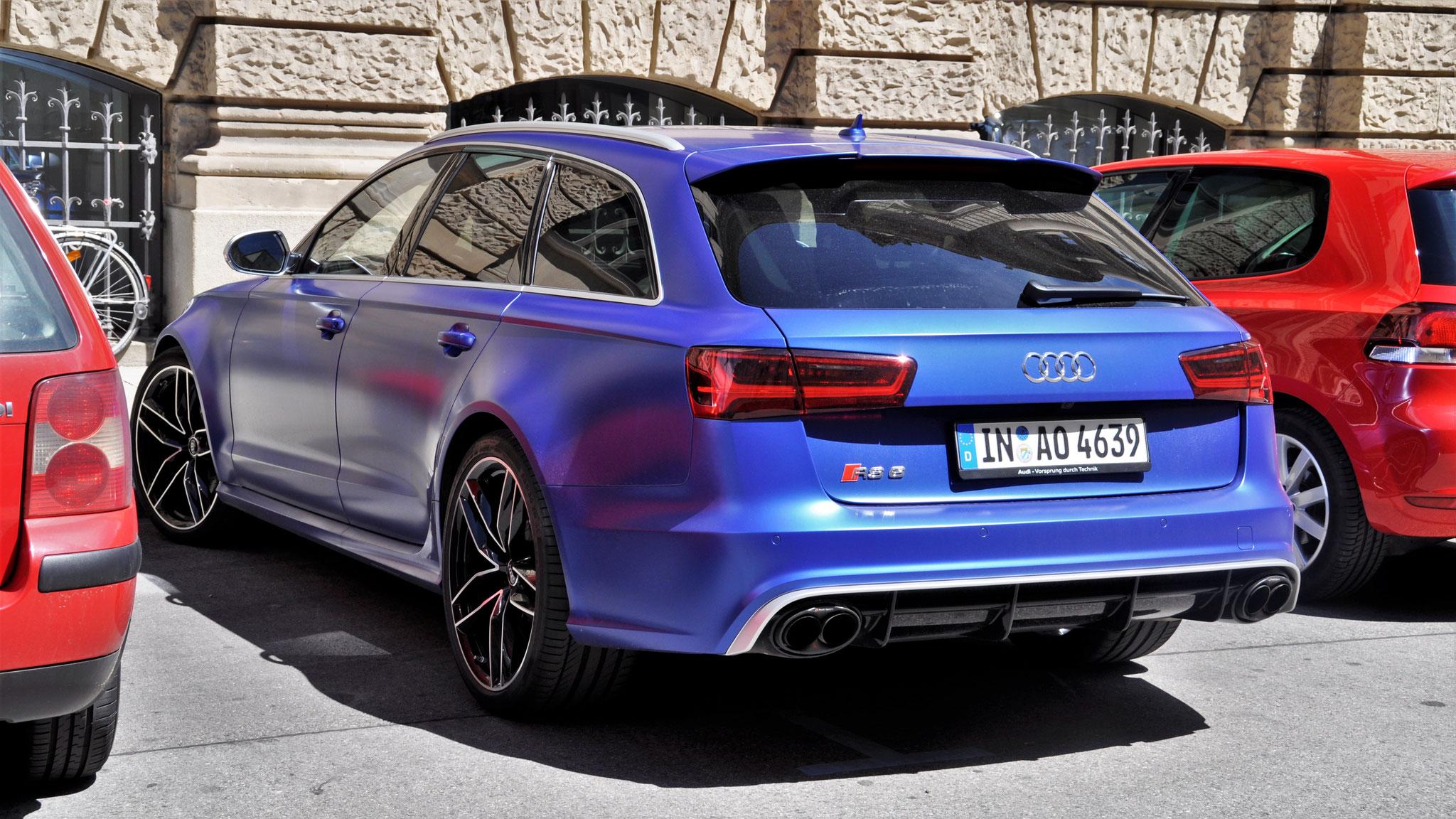 Audi RS6 - IN-AO-4639