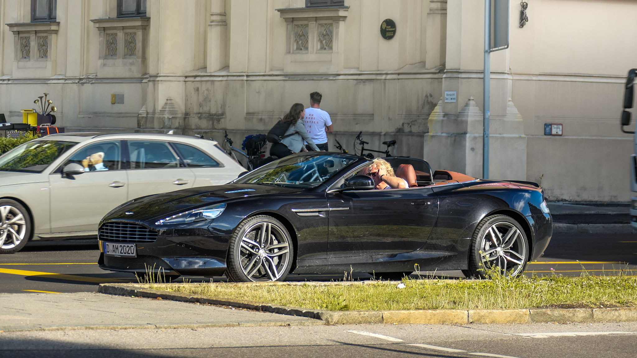 Aston Martin DB9 GT Volante - D-AM-2020