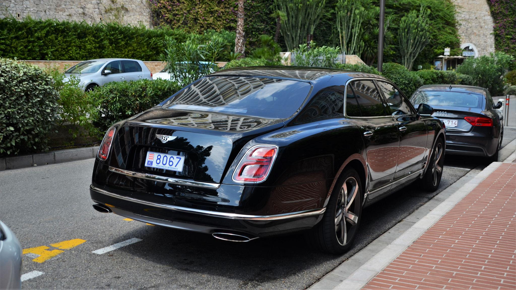 Bentley Mulsanne - 8067 (MC)