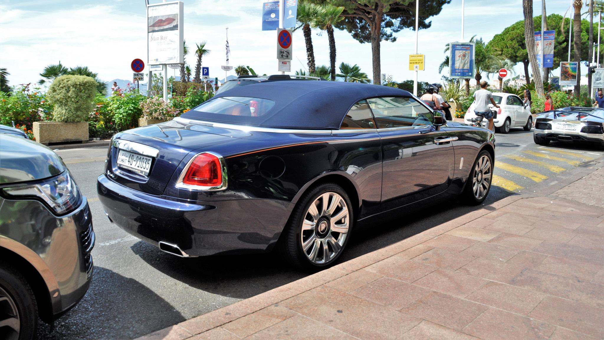 Rolls Royce Dawn - 40-91035 (KWT)