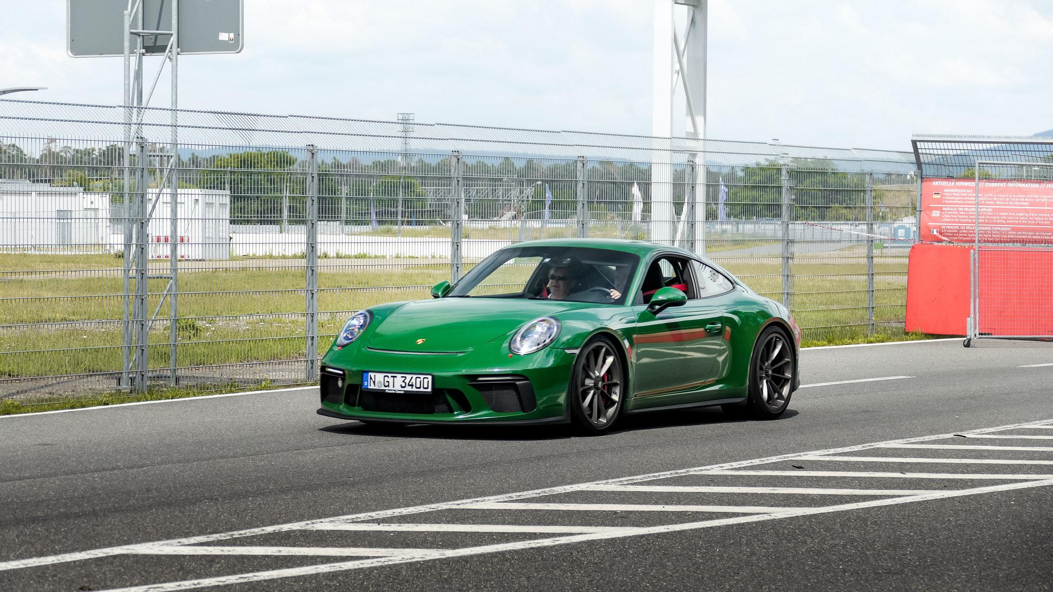Porsche 991 GT3 Touring Package - N-GT-3400