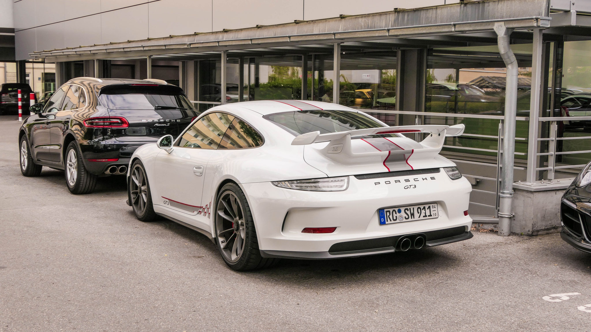 Porsche 991 GT3 - RO-SW-911