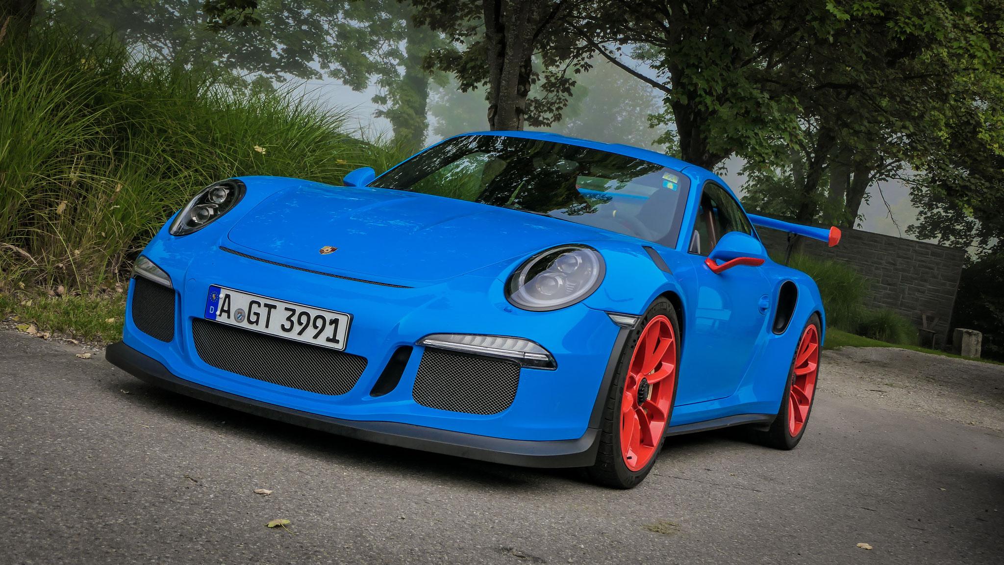 Porsche 911 GT3 RS - A-GT-3991