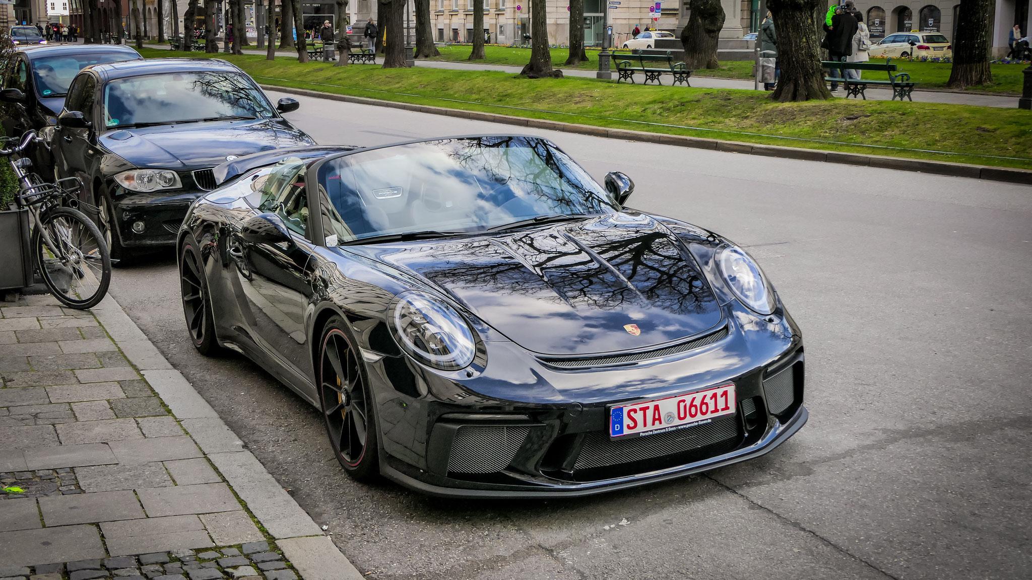 Porsche 991 Speedster - STA-06611