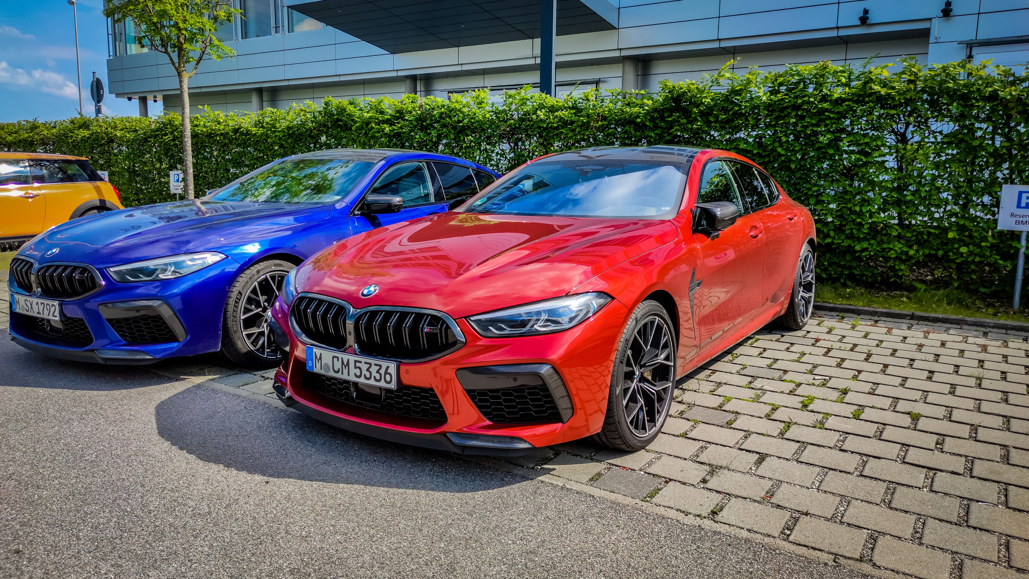 BMW M8 Competition Gran Coupé - M-CM-5336