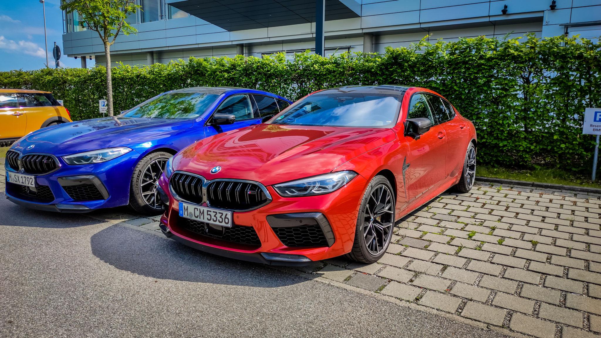 BMW M8 Competition Gran Coupé - M-CM-5336