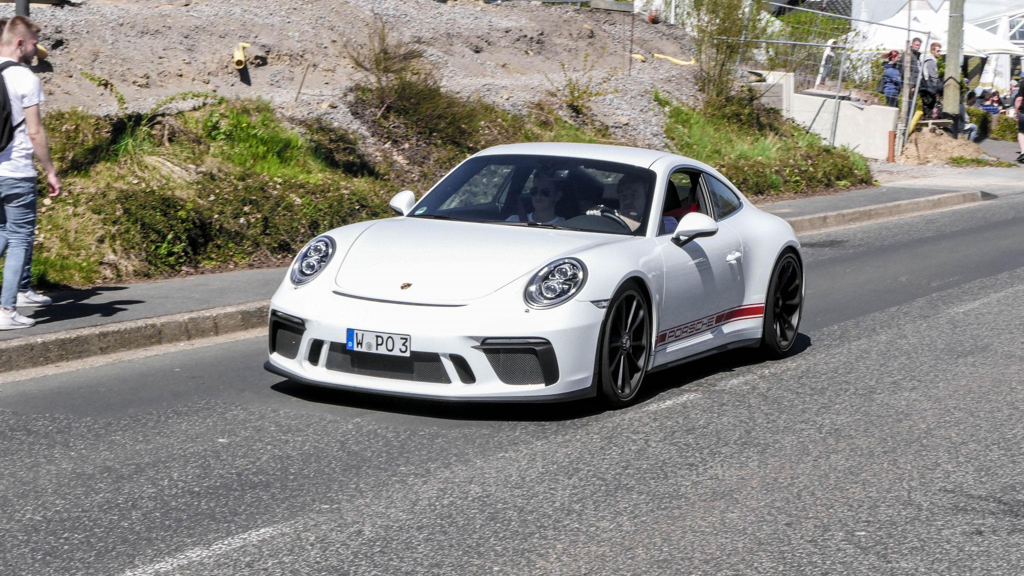 Porsche 991 GT3 Touring Package - W-PO-3
