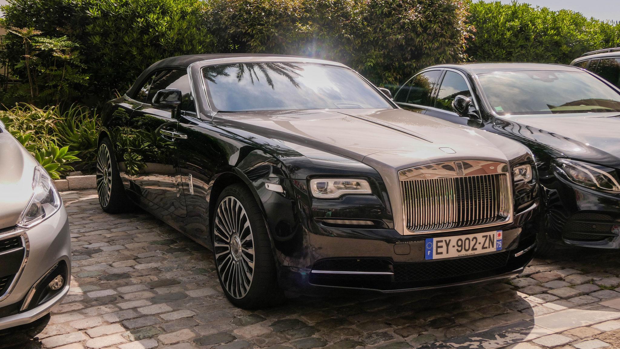 Rolls Royce Dawn - EY-902-ZN-75 (FRA)