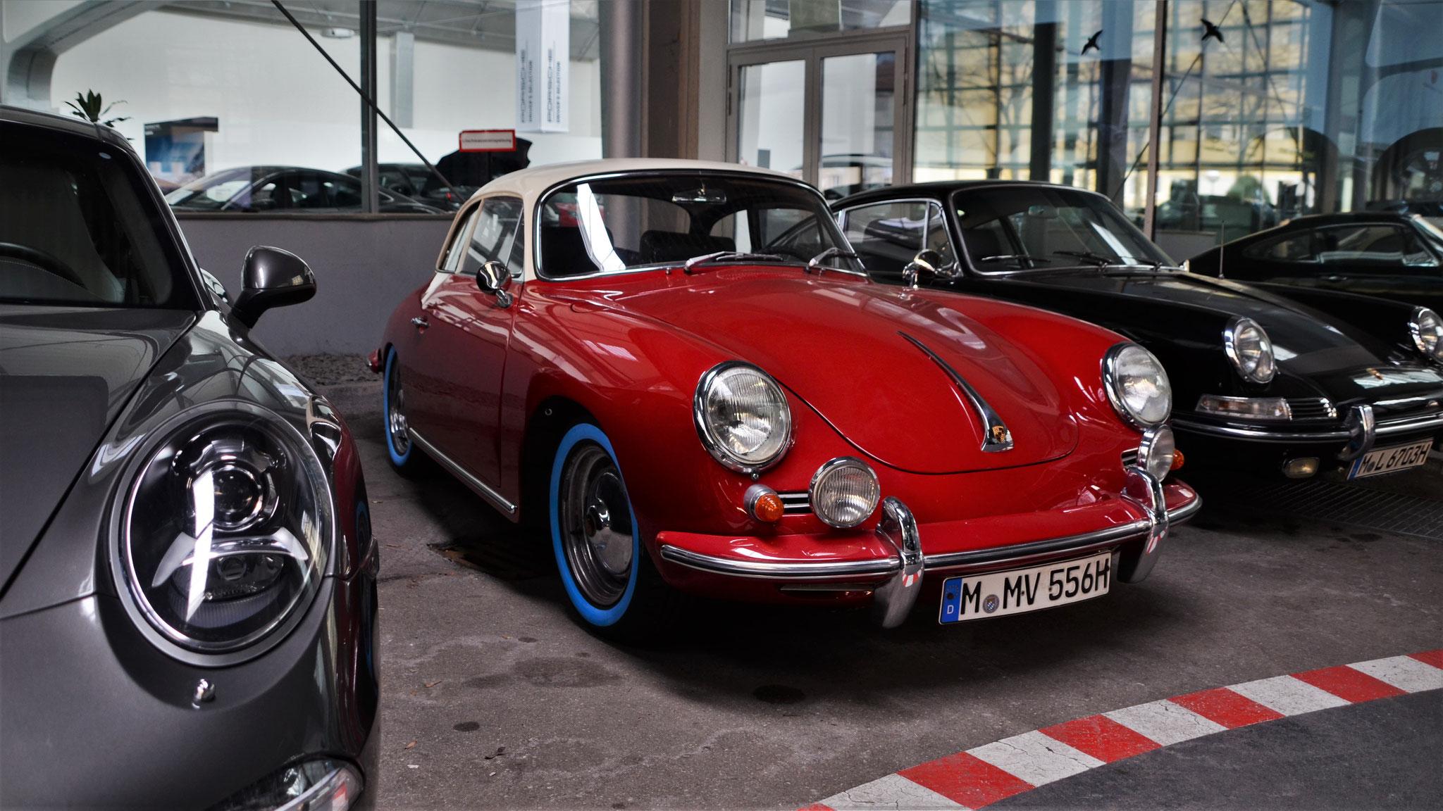 Porsche 356 S - M-MV-556H