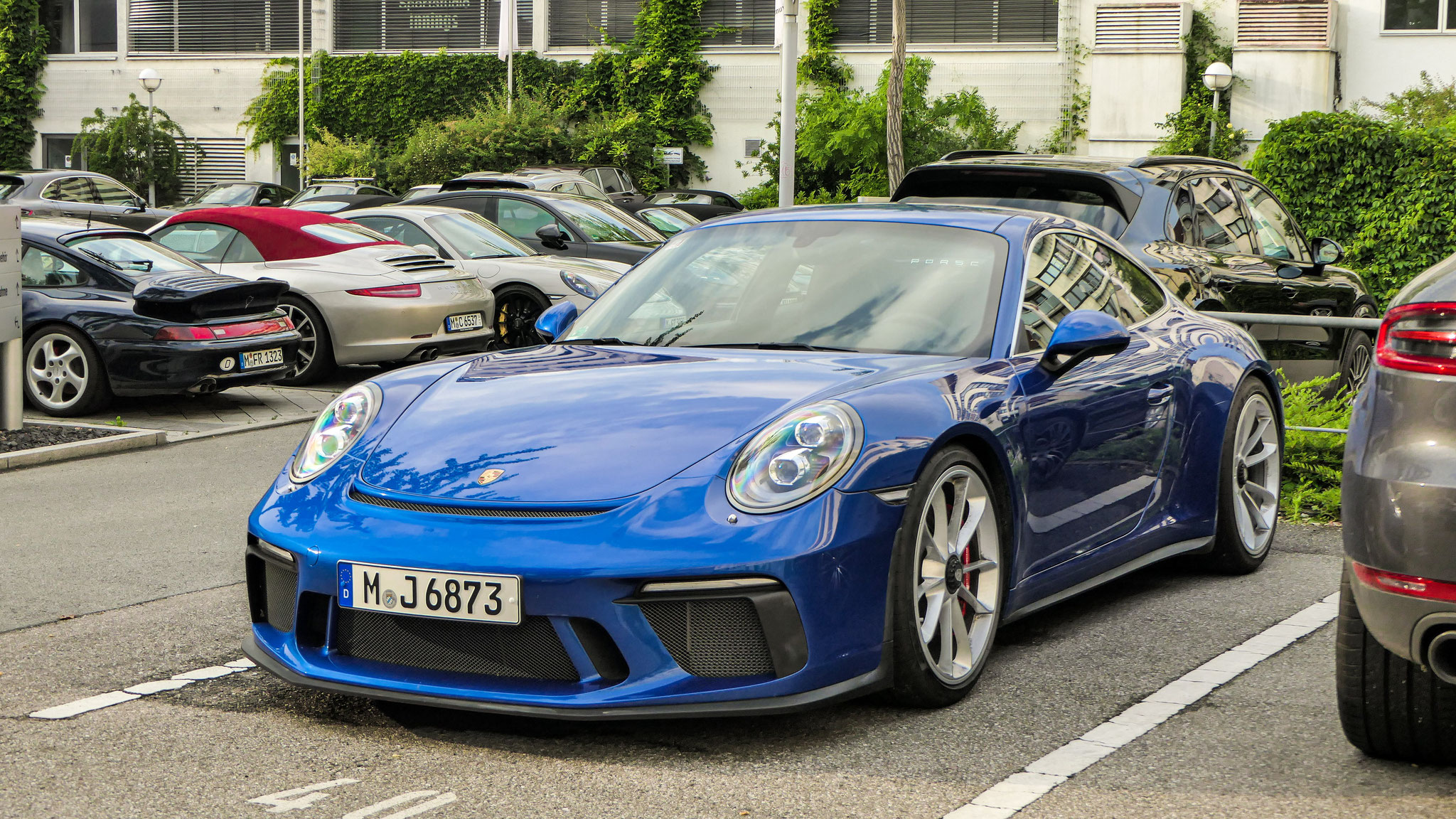 Porsche 991 GT3 Touring Package - M-J-6873
