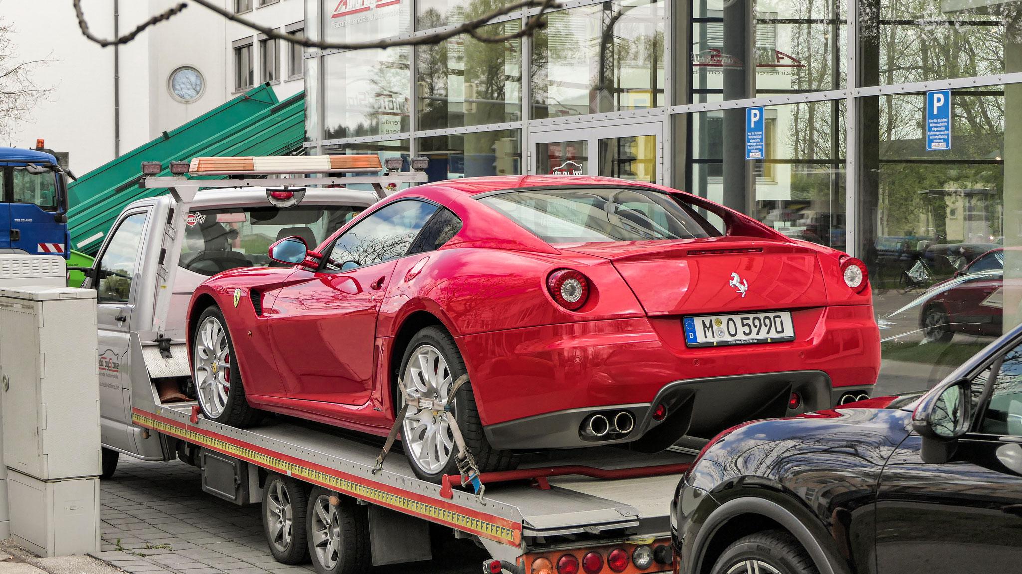 Ferrari 599 GTB - M-O-5990