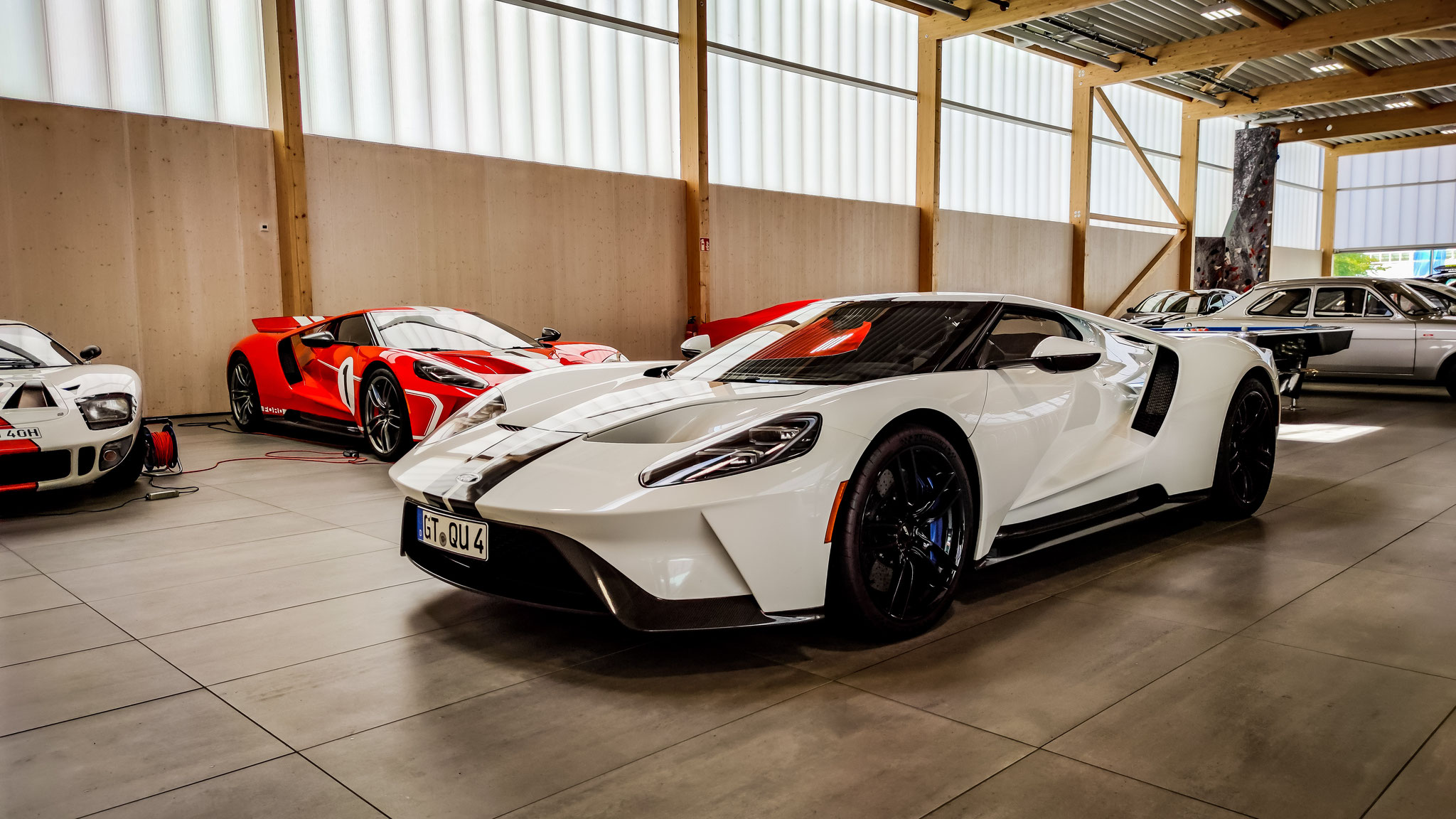 Ford GT - GT-QU-4