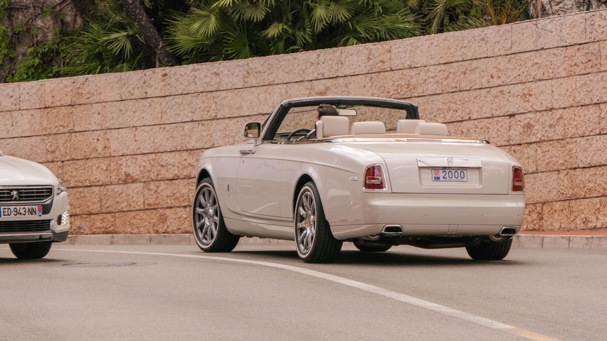 Rolls Royce Drophead - 2000 (MC)