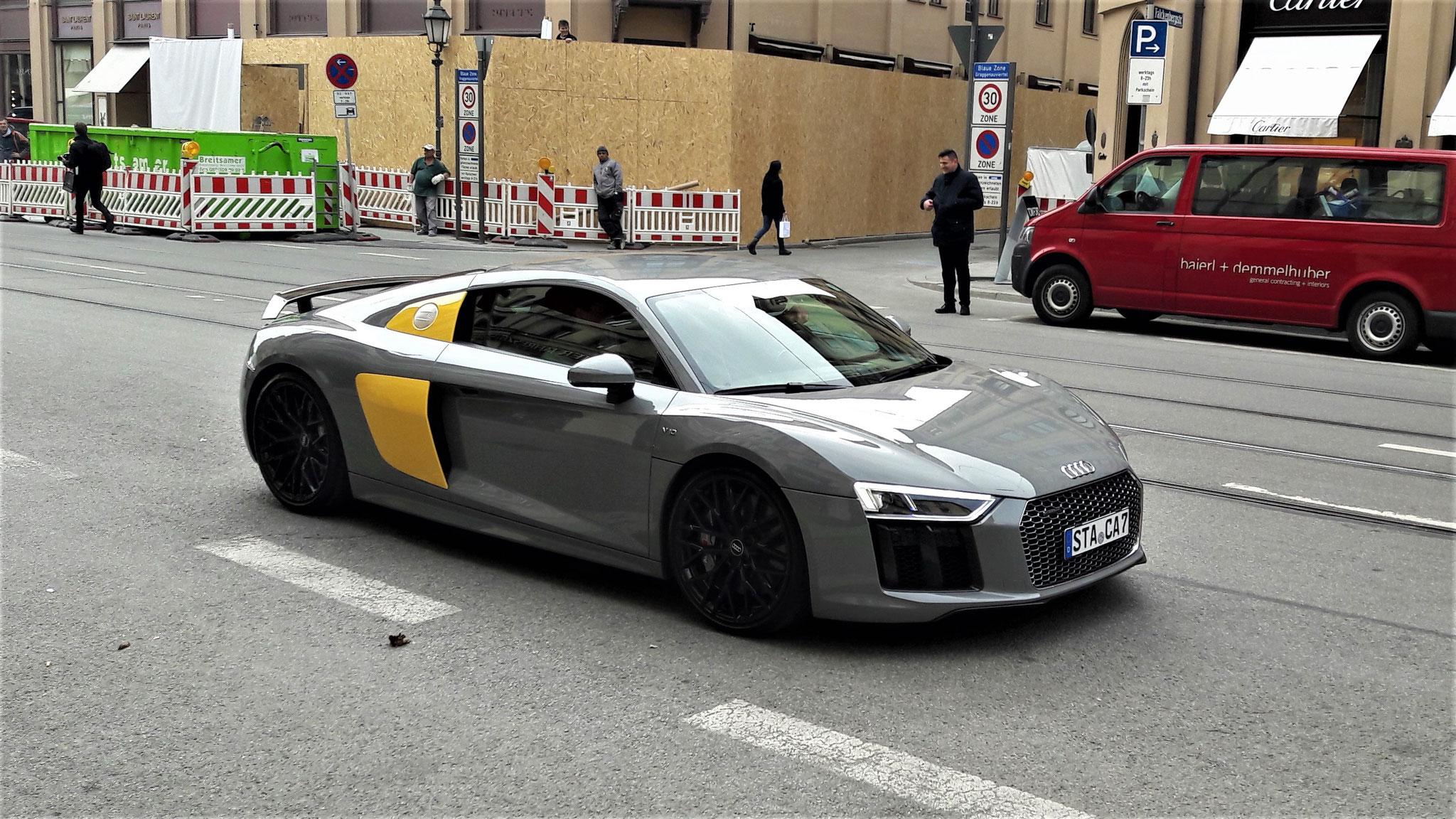 Audi R8 V10 - STA-CA_7