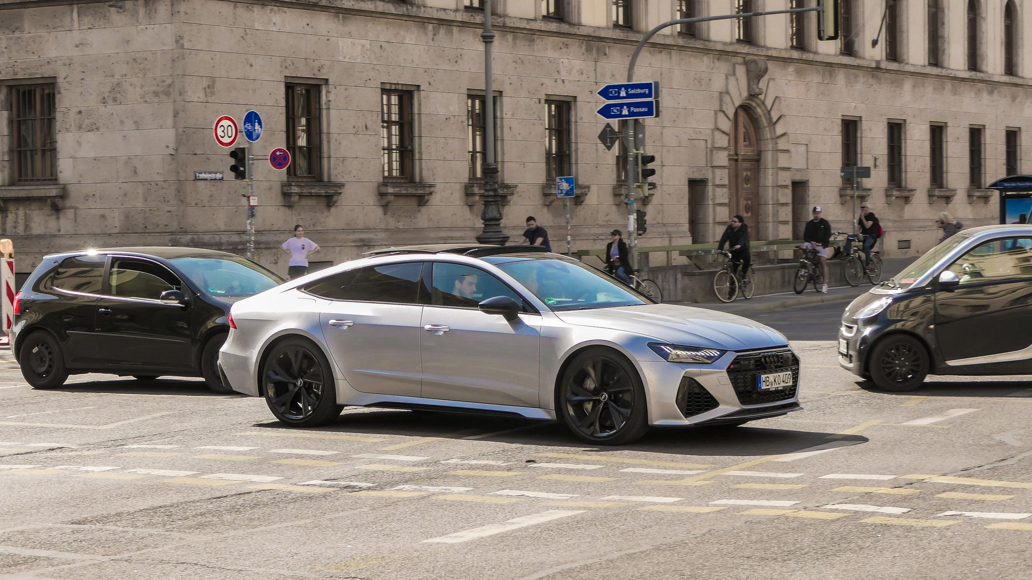 Audi RS7 - HB-KO-409