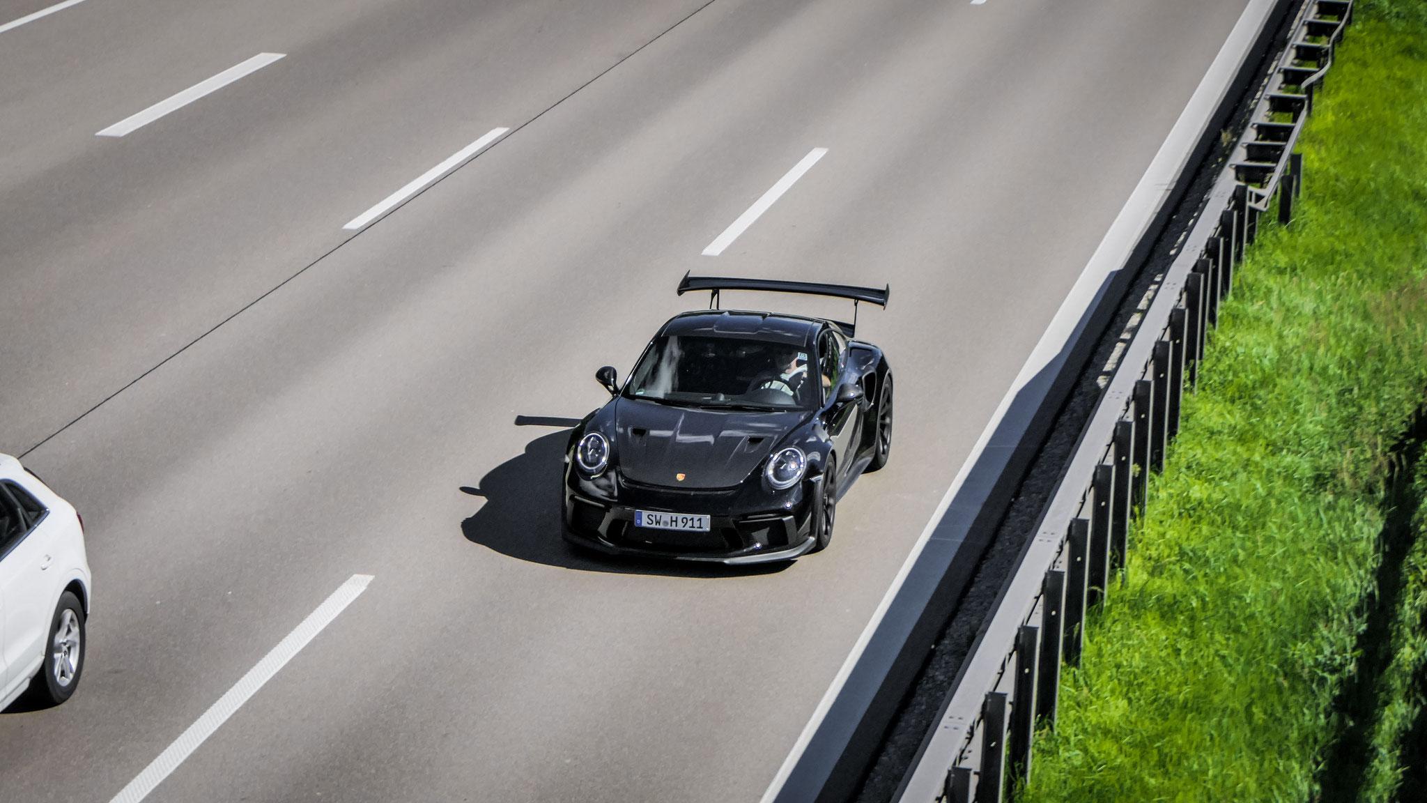 Porsche 911 991.2 GT3 RS - SW-H-911