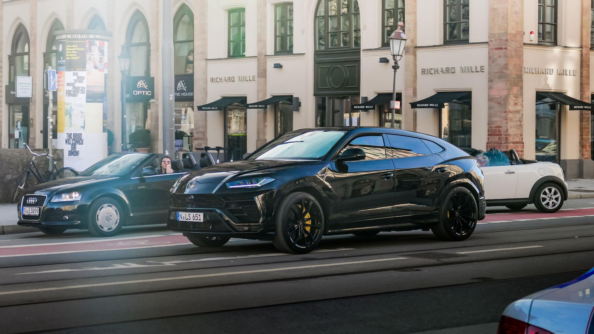 Lamborghini Urus - N-LS-651