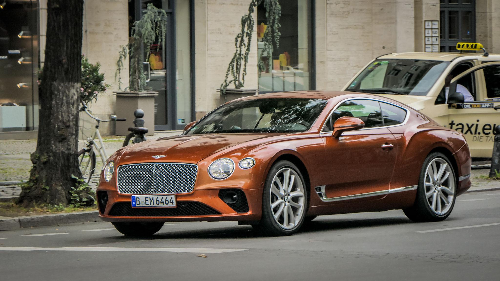 Bentley Continental GT - B-EM-6464