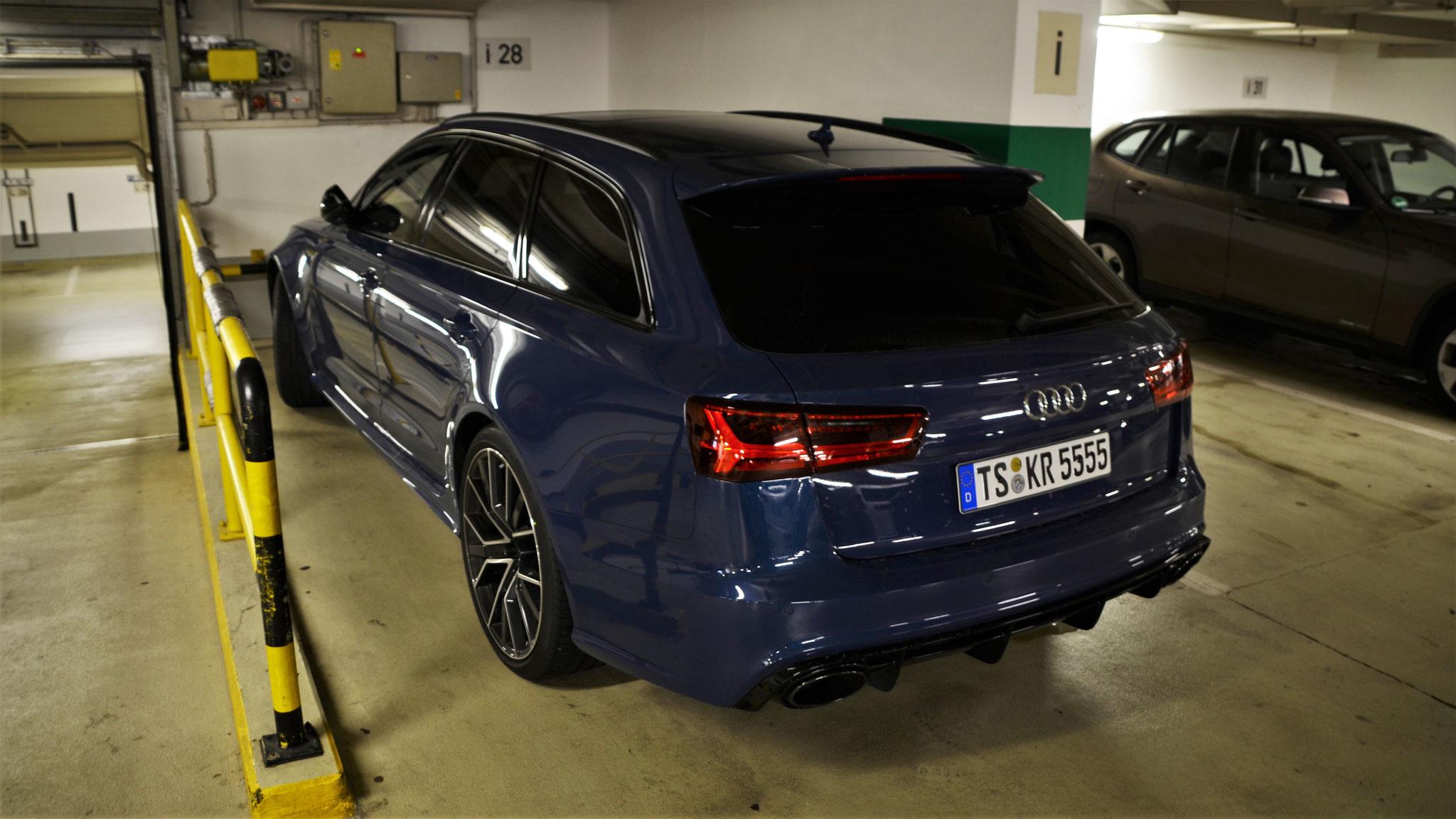 Audi RS6 Performance Nogaro Edition - TS-KR-5555