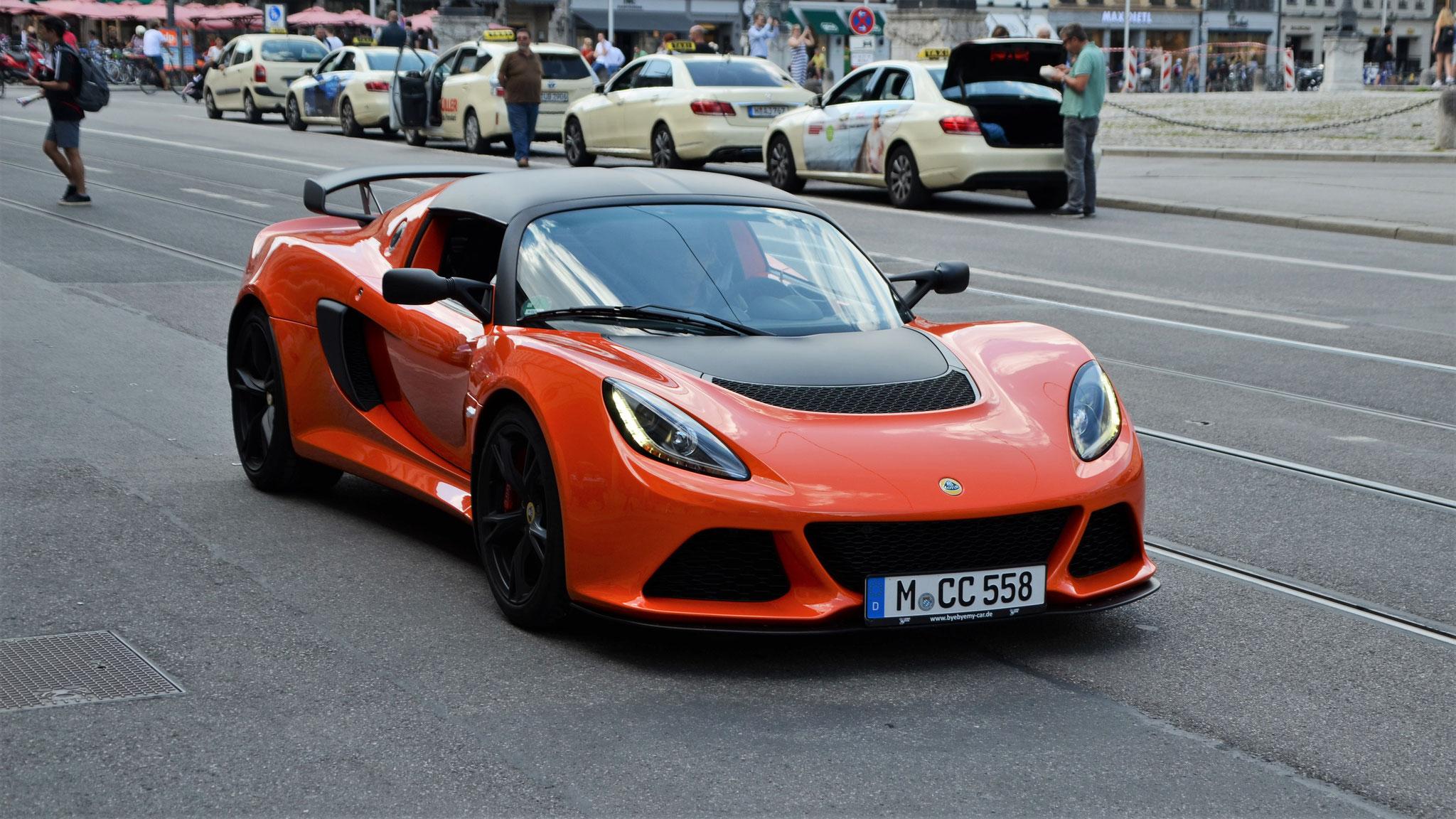 Lotus Exige 350 - M-CC-558