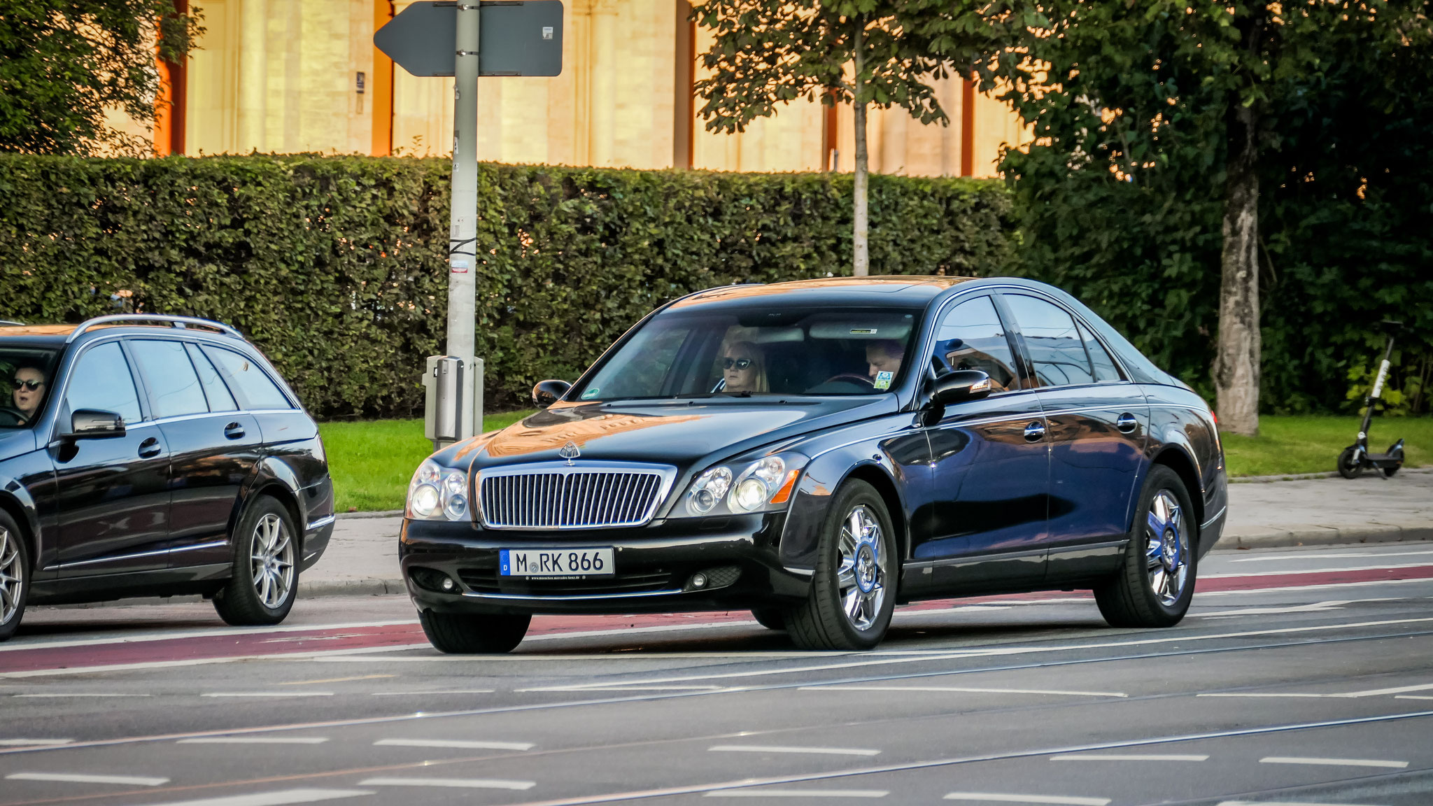 Maybach 57S - M-RK-866