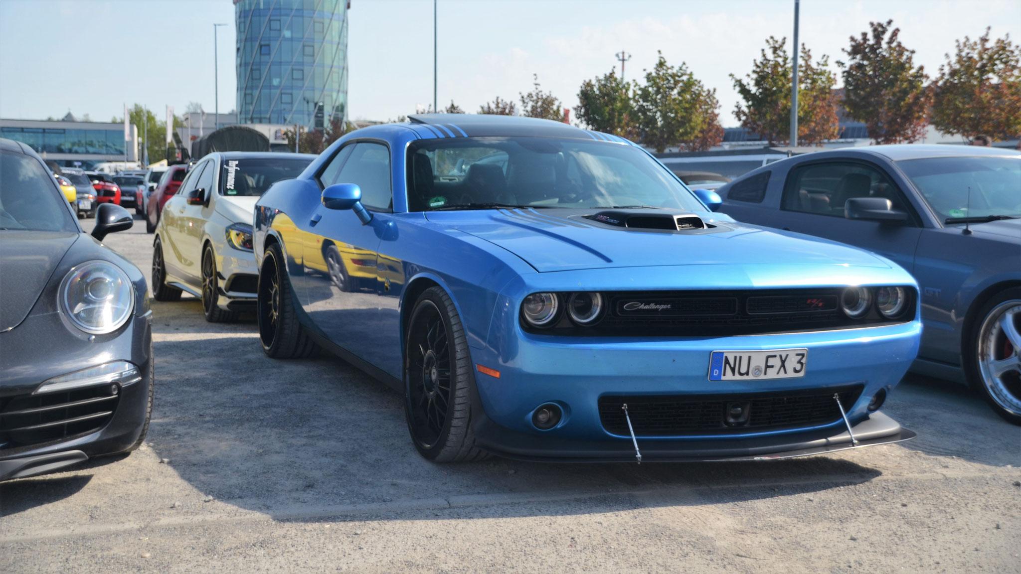 Dodge Challenger R/T - NU-FX-3