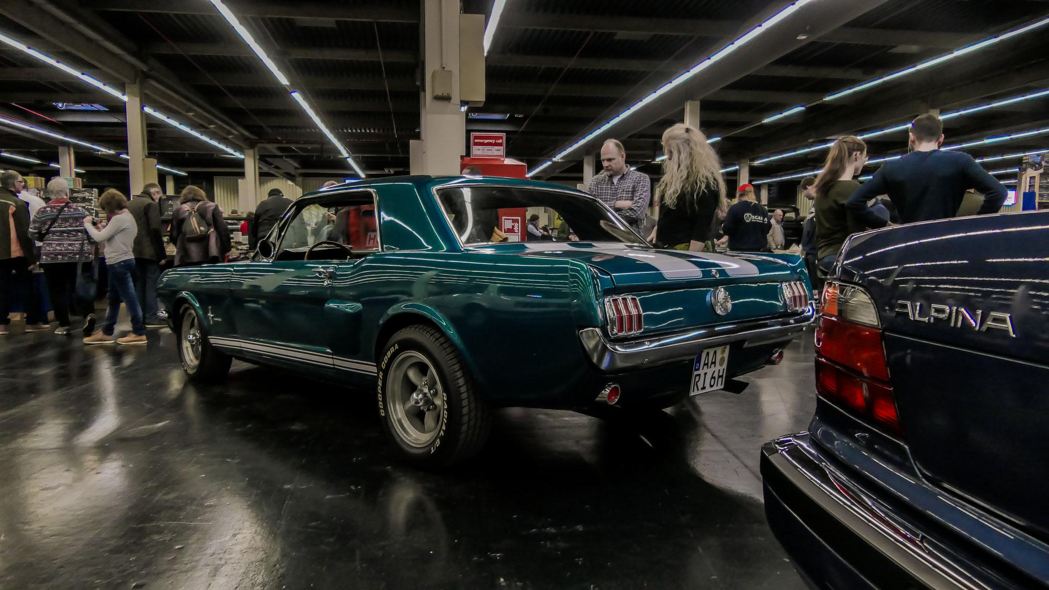 Mustang I - AA-RI-6H