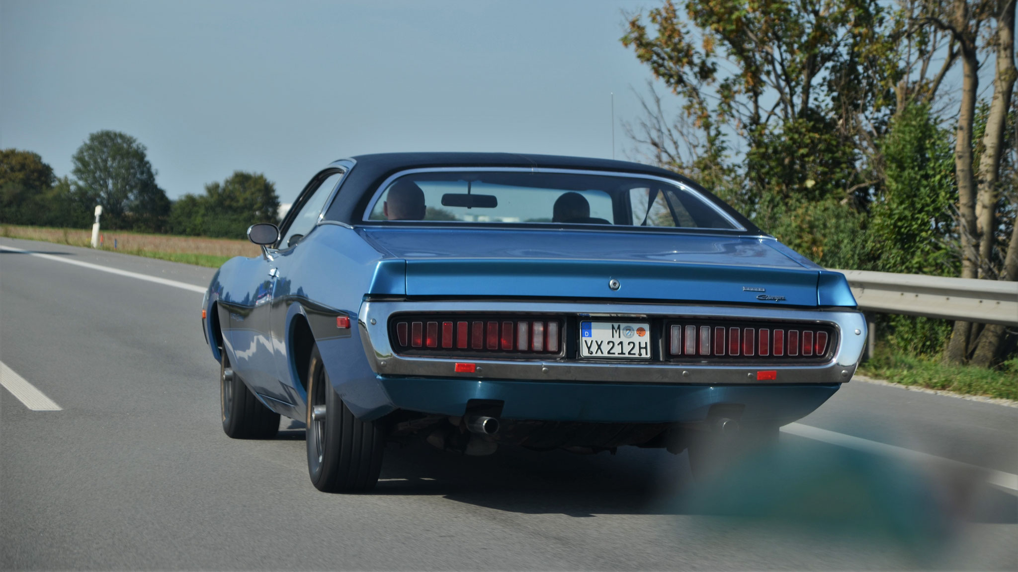 Dodge Charger RT - M-YX-212H