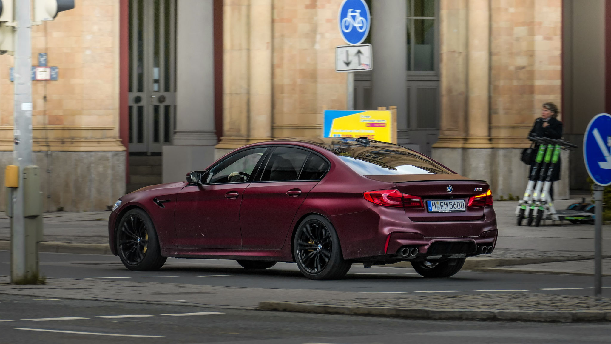 BMW M5 First Edition (1 of 400) - M-FM-5600