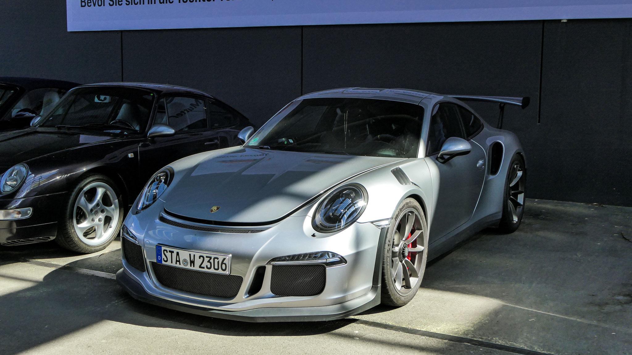 Porsche 911 GT3 RS - STA-W-2306