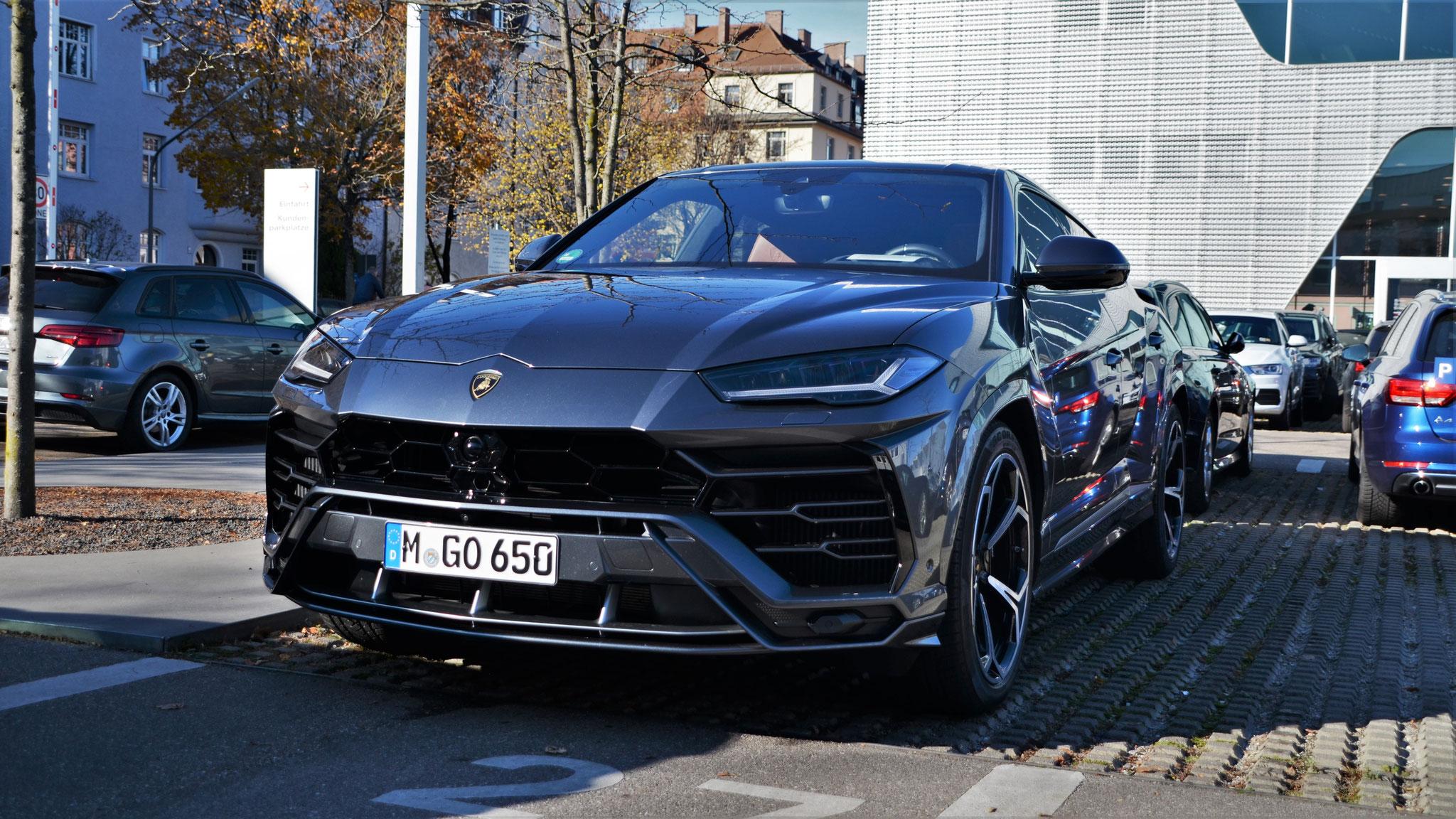 Lamborghini Urus - M-GO-650