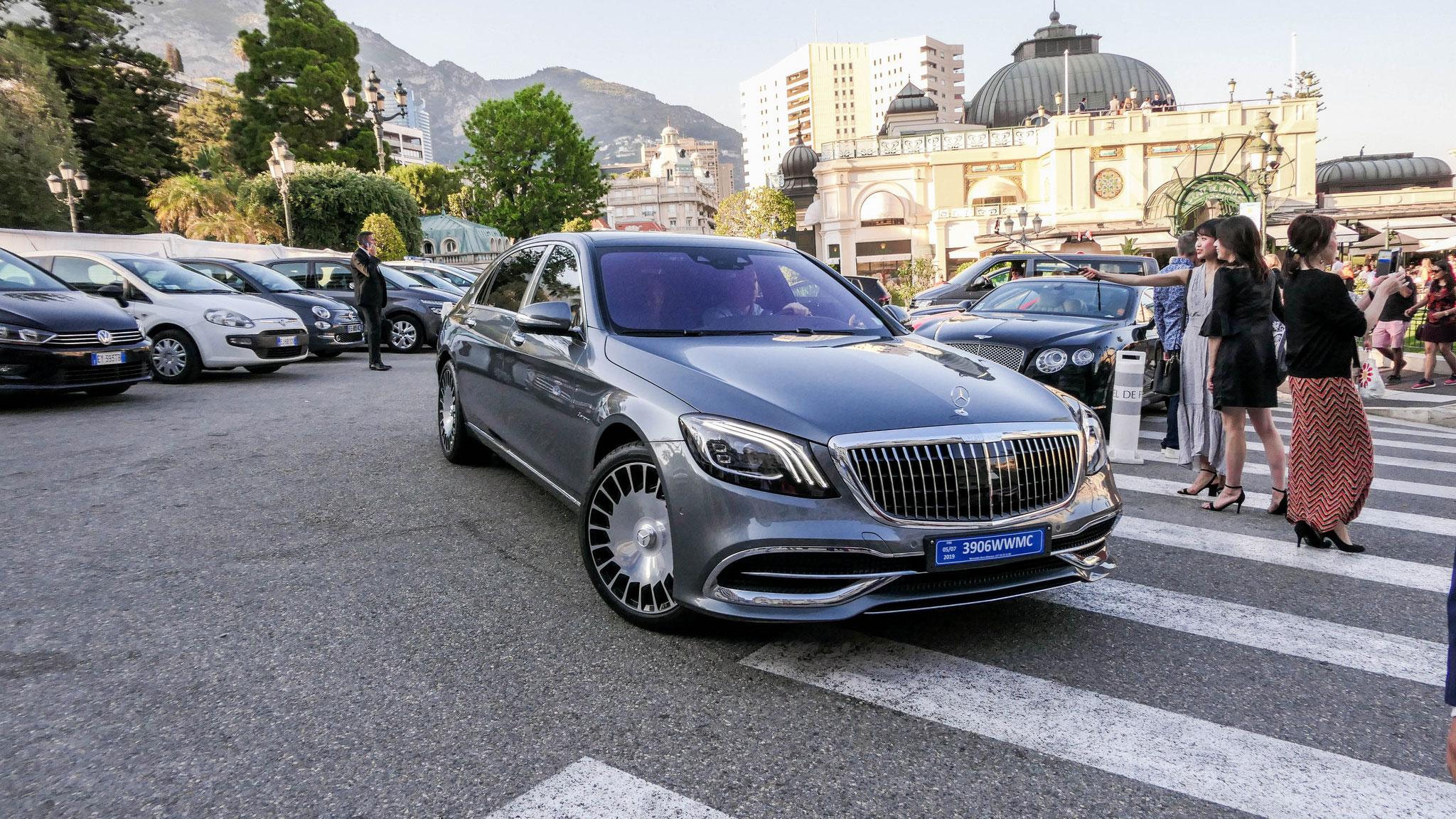 Mercedes Maybach S560 - 3906-WW-MC (MC)