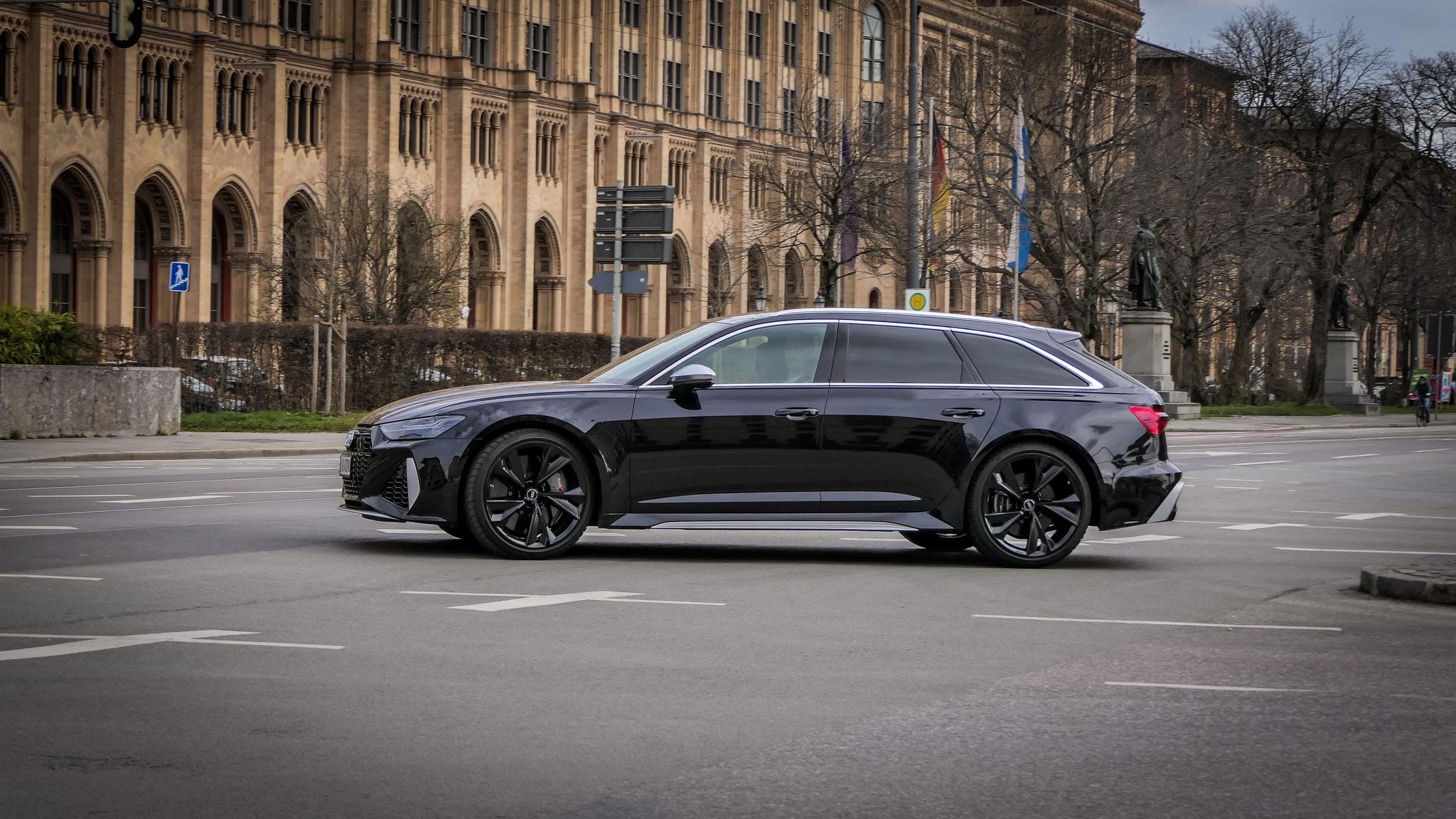 Audi RS6 - IN-BG-4398
