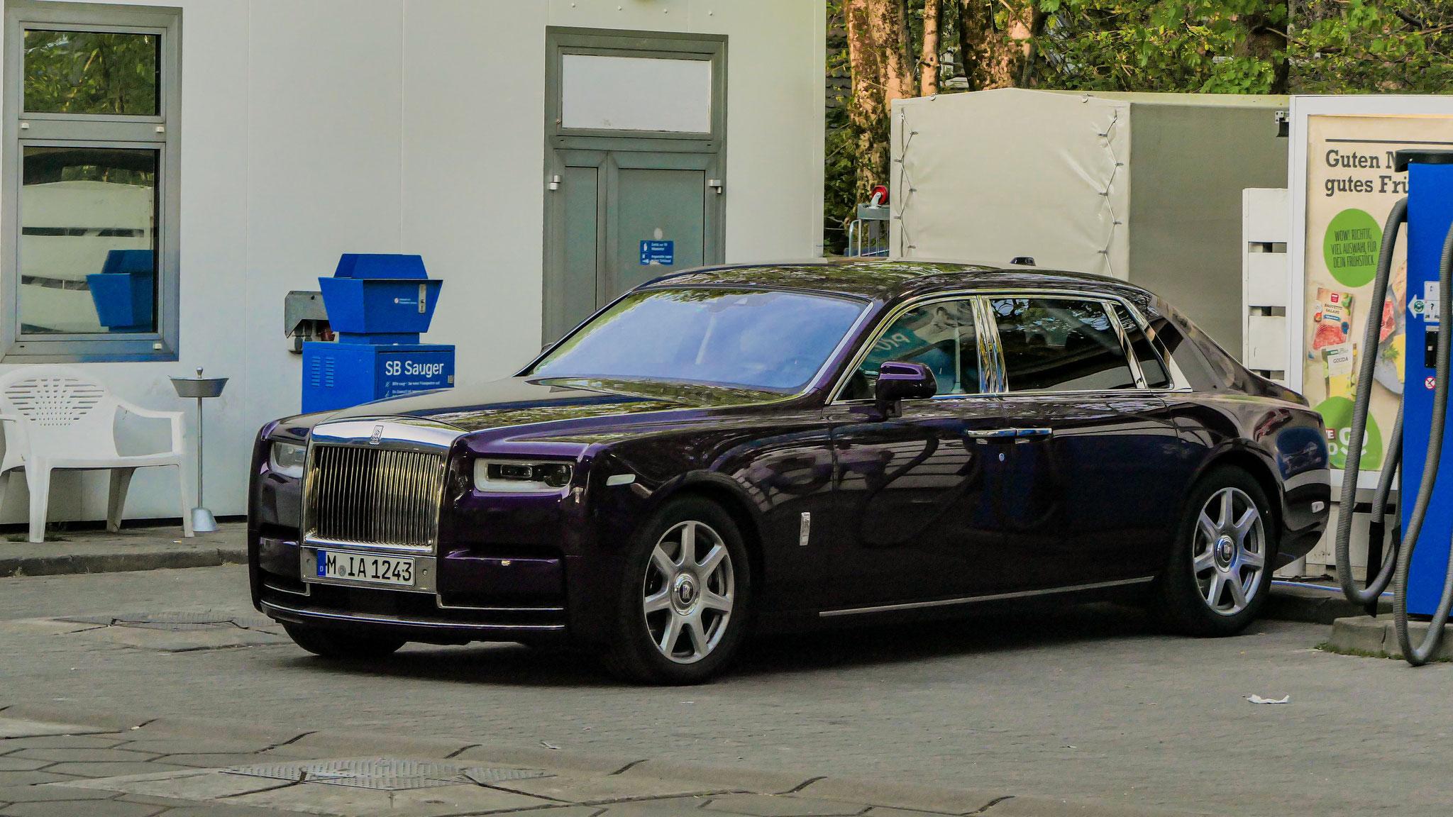 Rolls Royce Phantom - M-IA-1243