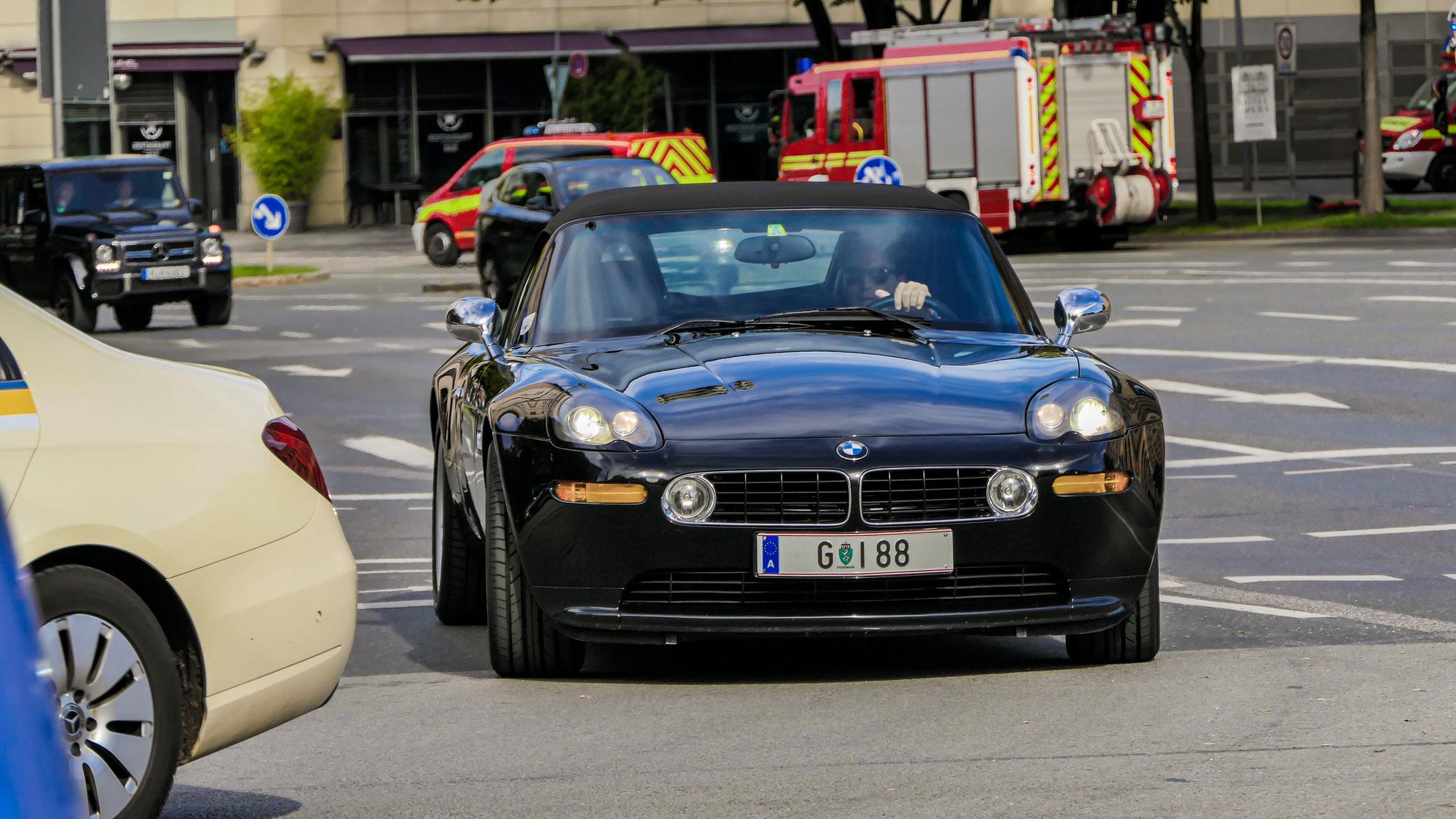 BMW Z8 - G-I-88 (AUT)