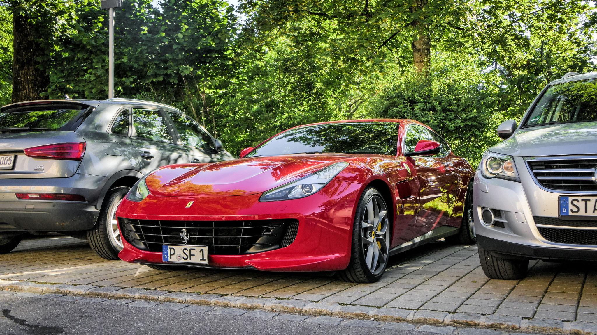 Ferrari GTC4 Lusso - P-SF-1
