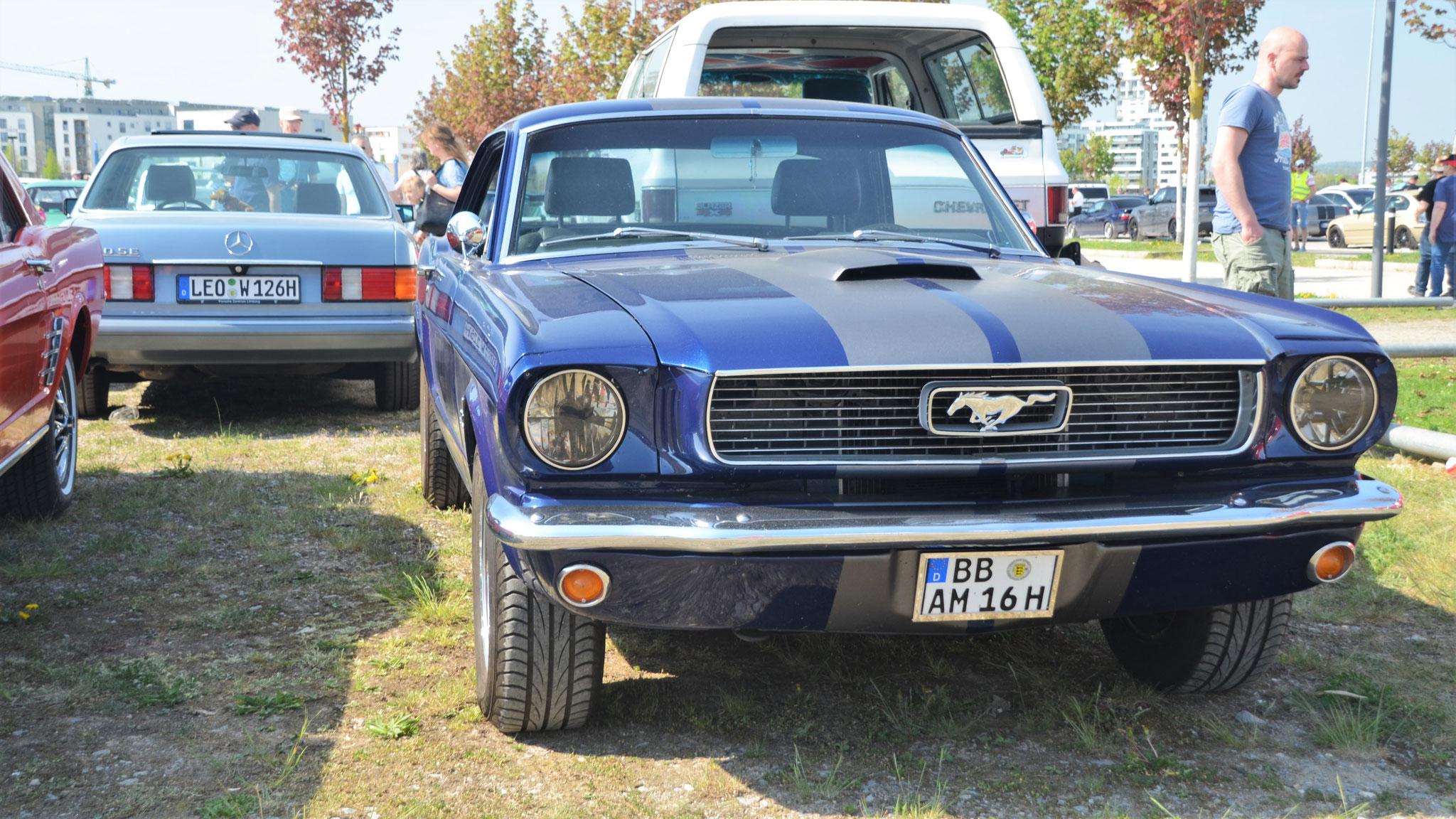 Mustang I - BB-AM-16H