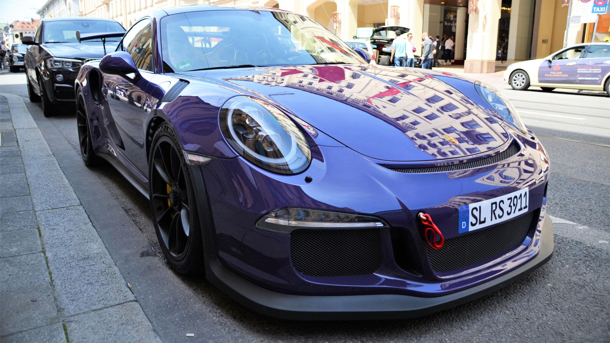 Porsche 911 GT3 RS - SL-RS-3911