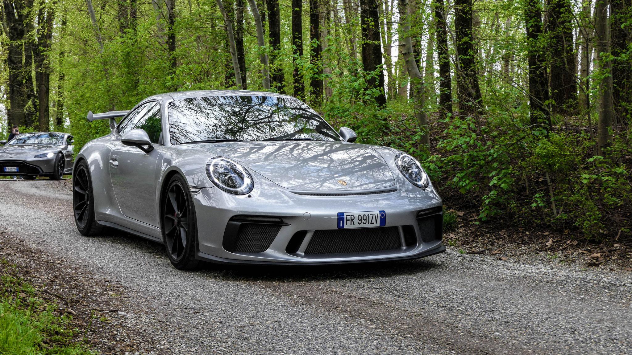 Porsche 991 GT3 - FR-991-ZV (ITA)