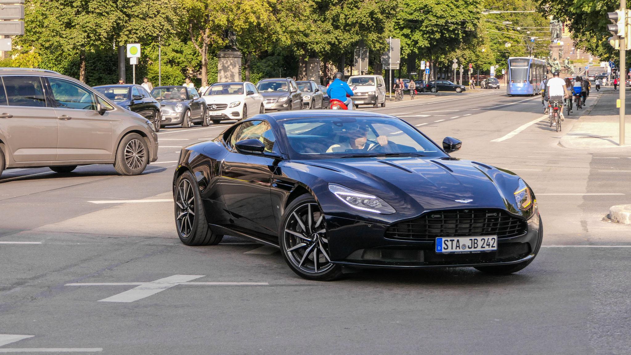 Aston Martin DB11 - STA-JB-242