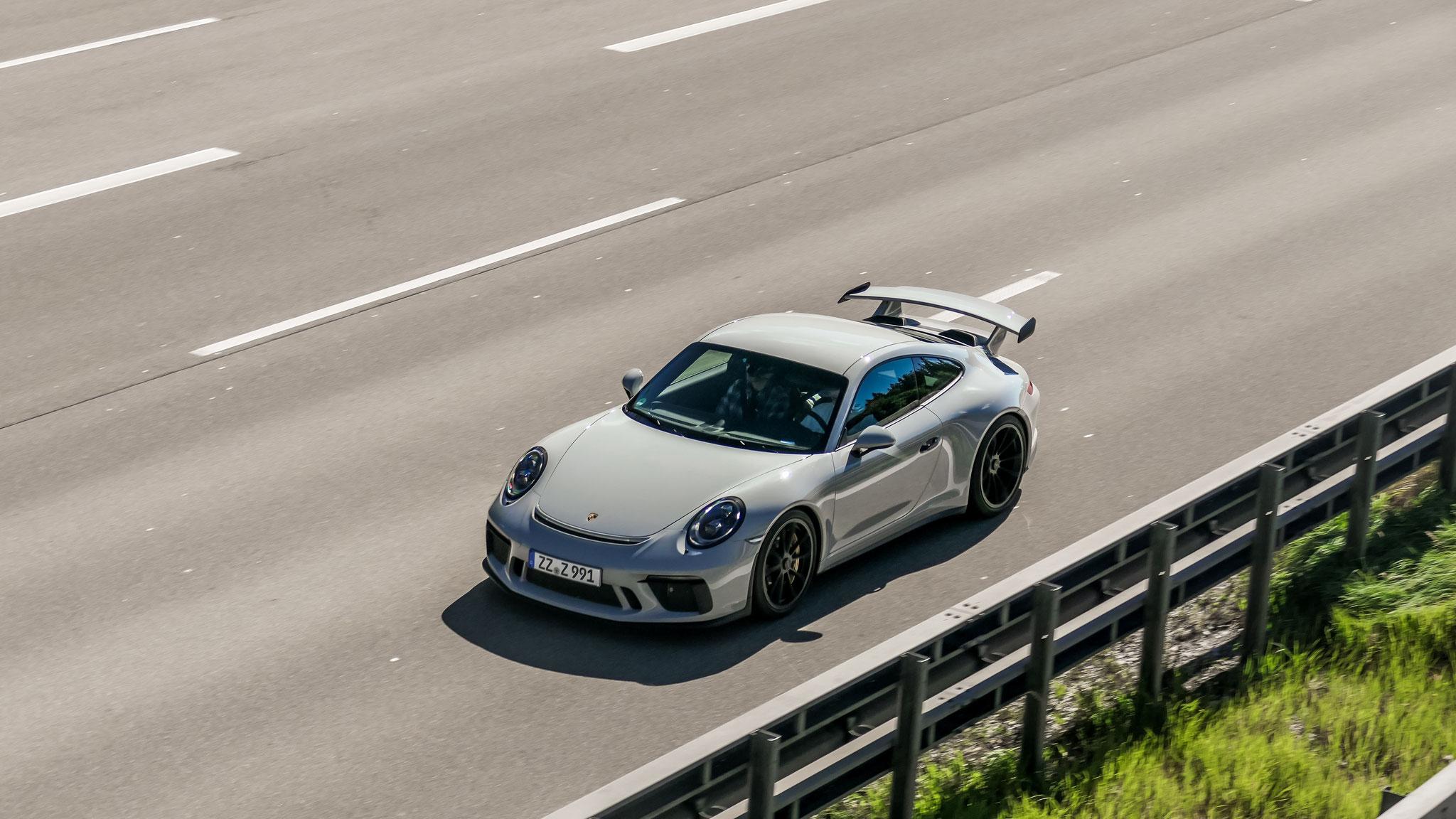 Porsche 991 GT3 - ZZ-Z-991