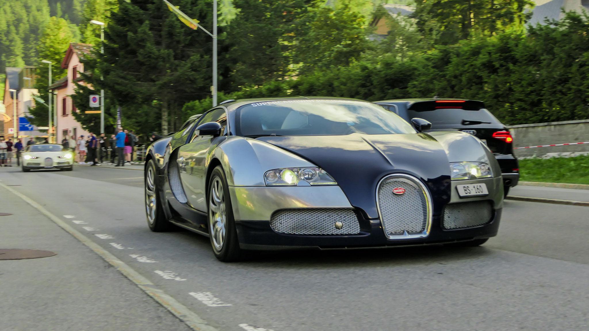 Bugatti Veyron 16.4 - BS-160 (CH)