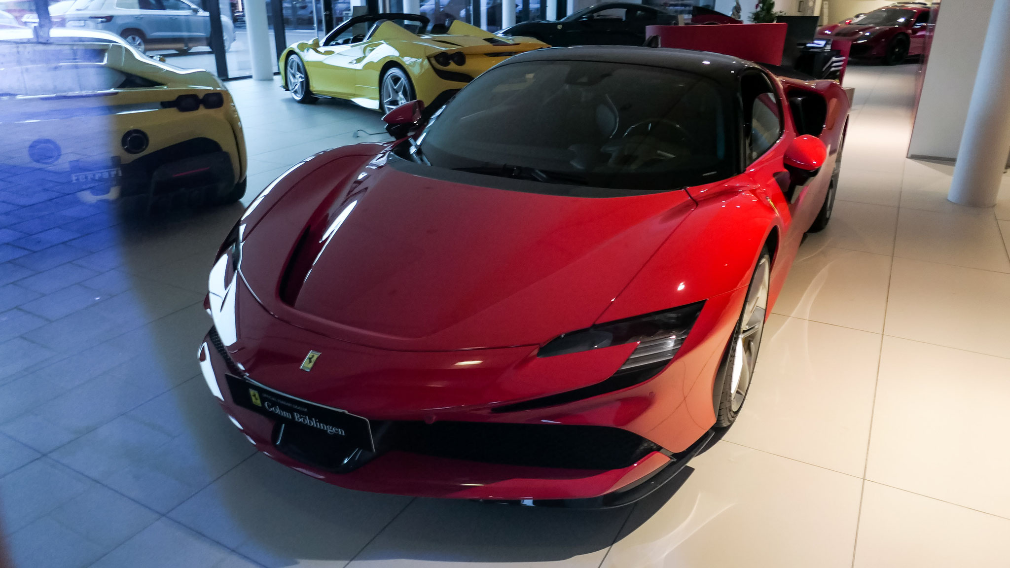 Ferrari SF90 Stradale - NT-F-45