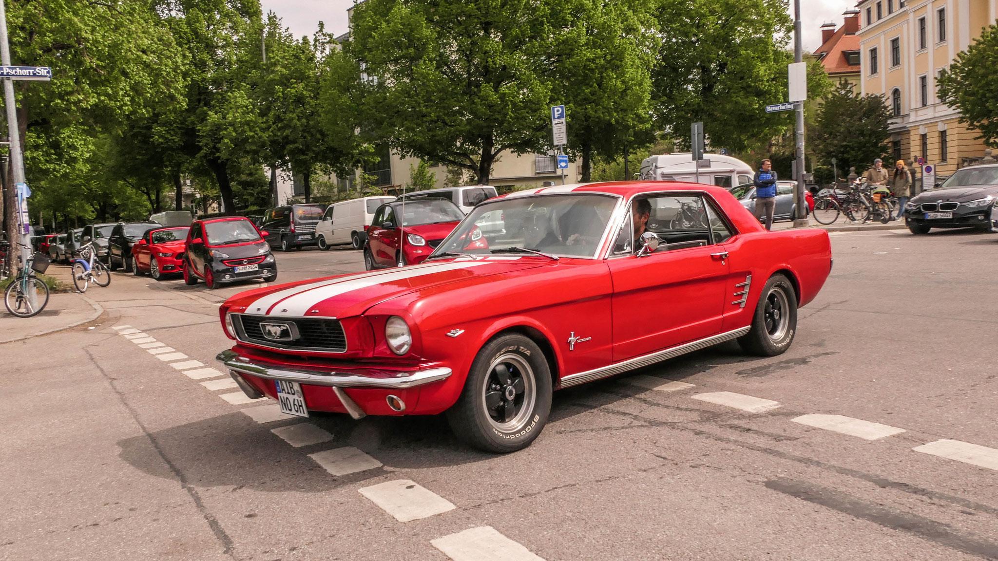 Mustang I - AIB-NO-6H